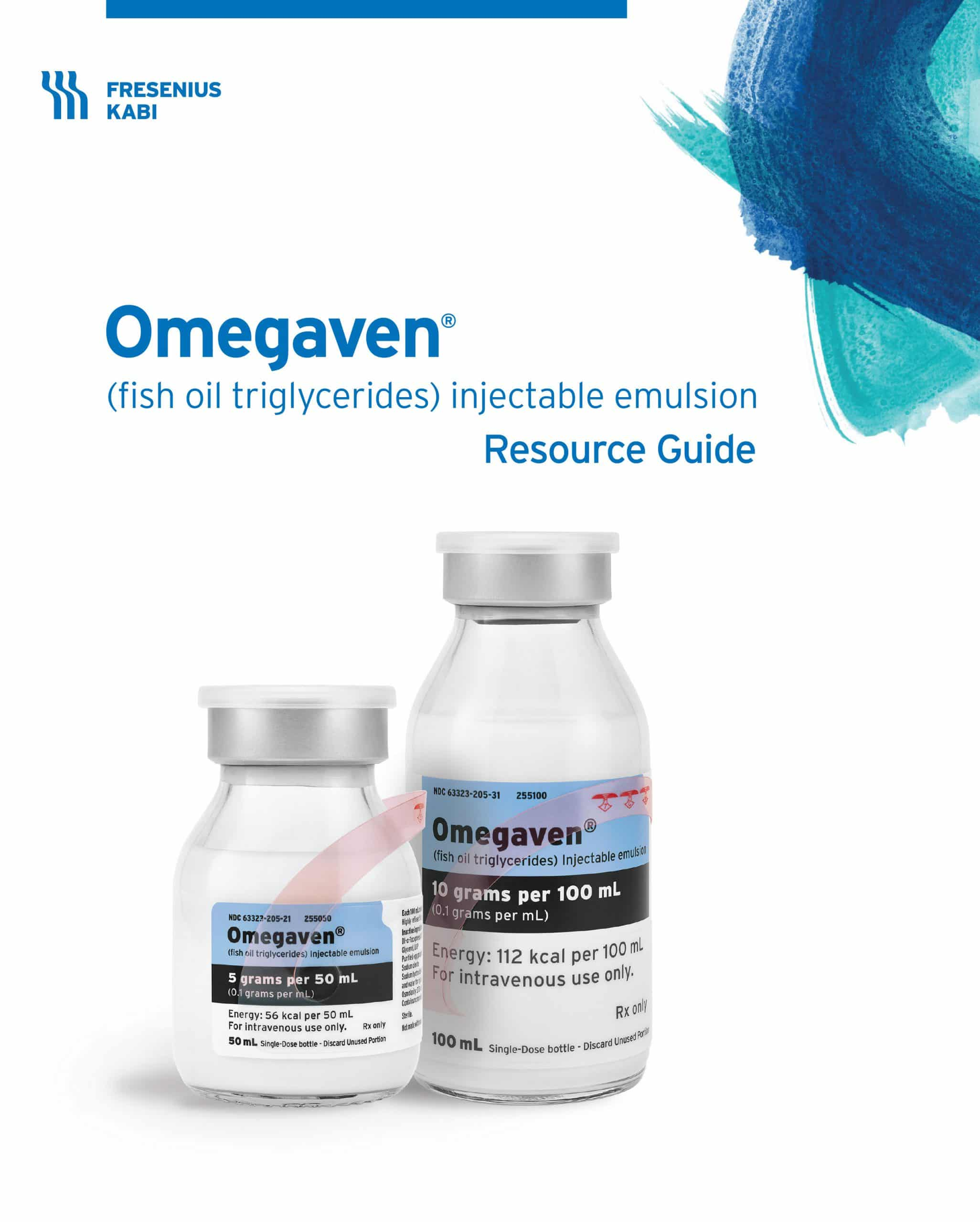Omegaven Resource Guide